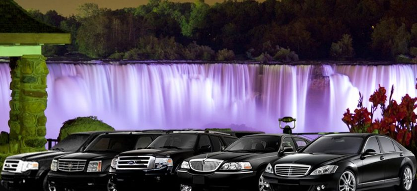 Niagara Falls Party Bus