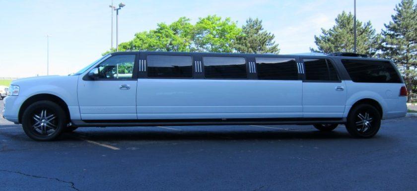 Niagara Falls limo