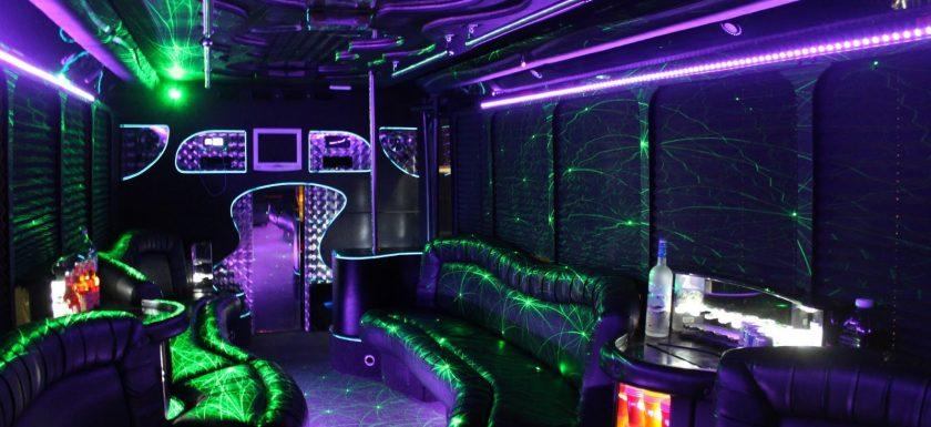 Niagara Party bus